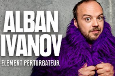 Alban Ivanov Element Perturbateur à Dax