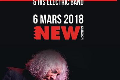 Albert Lee & His Electric Band à Paris 10ème