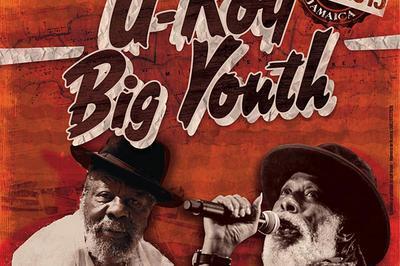 Alborosie - U Roy - Vanupie à Neoules