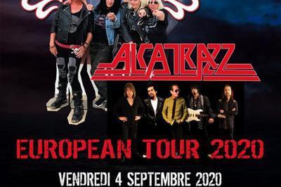 Alcatrazz + Girlschool à Lyon
