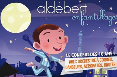 Aldebert - Enfantillages 3 à Grenoble