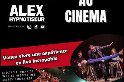 Alex Dans Hypnose Au Cinéma à Elbeuf