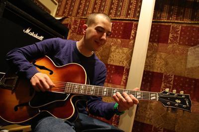 Alex Grenier Trio à Quimper