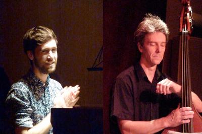 Alex Logiaco – Gil Lachenal jazz piano contrebasse à Grenoble