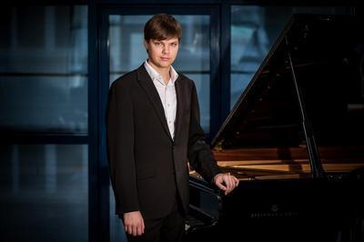 Alexander SONDEREGGER - LAURÉAT PIANO à Tremblay en France