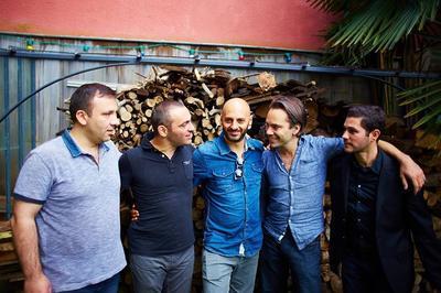 Alexis Avakian Quintet (France - Jazz Arménien) à Paris 5ème