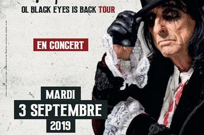 Alice Cooper à Marseille
