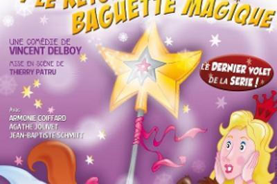 Alice Et Le Retour De La Baguette Magique à Nantes