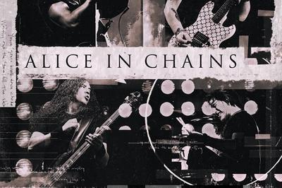Alice In Chains à Paris 9ème