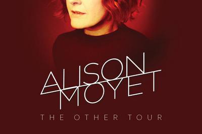 Alison Moyet à Paris 10ème