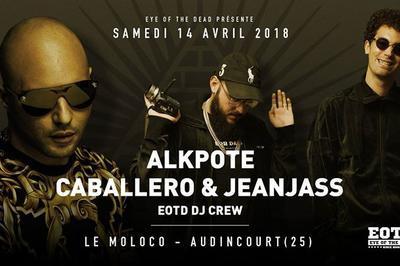 Alkpote - Caballero & JeanJass - EOTD DJ Crew à Audincourt