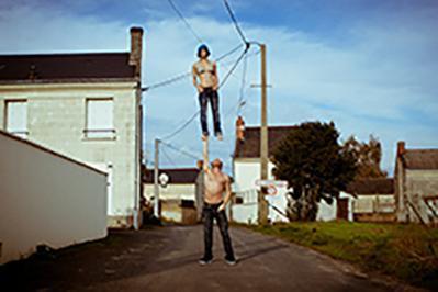 All Right ! (cirque, acrobatie) à Bonac Irazein