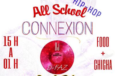All School Connexion | Dj D-faz | Hip-hop - R'n'b à Montpellier