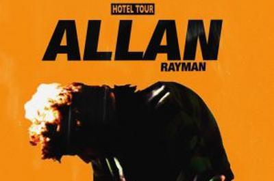 Allan Rayman + Guest à Paris 11ème