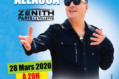Allaoua - date de mars 2020 à Paris 19ème