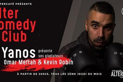 Alter Comedy Club By Yanos Et Ses Gladiateurs à Nantes
