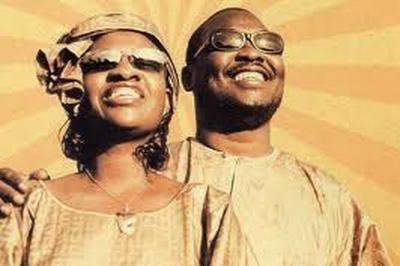 Amadou Et Mariam à Muret