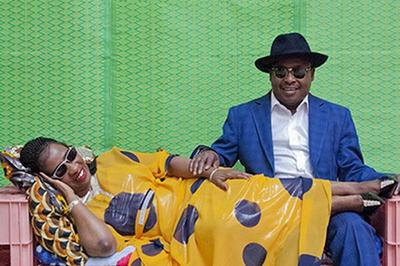 Amadou & Mariam à Saint Etienne