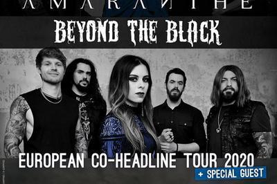 Amaranthe   Beyond The Black à Lyon
