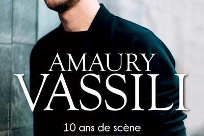 Amaury Vassili - report à Bourg les Valence