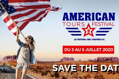 American Tours Festival-Pass 3 Jours