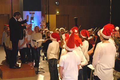 Concert de Noël à Albert