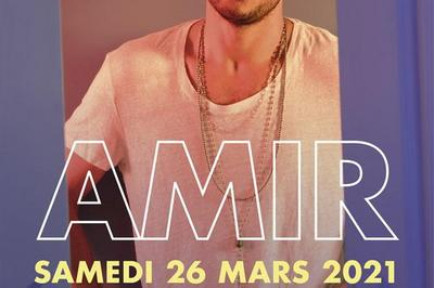 Amir - report à Lille