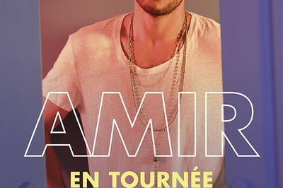 Amir - report à Marseille