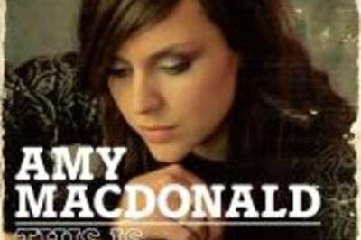 Amy Macdonald à Paris 18ème
