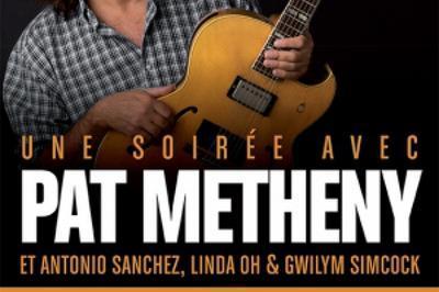 An Evening With Pat Metheny à Sausheim