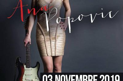 Ana Popovic à Riom