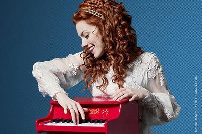 Anais Delva Chante Les Princess à Bezannes