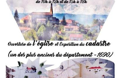 Ancien Cadastre De 1690 à Boudou