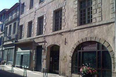 Ancien Hôtel Particulier Et Demeure Du Poète Joë Bousquet (1897-1950) à Carcassonne