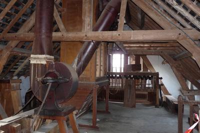 Ancien Moulin À Farine De La Coopérative Agricole à Juniville