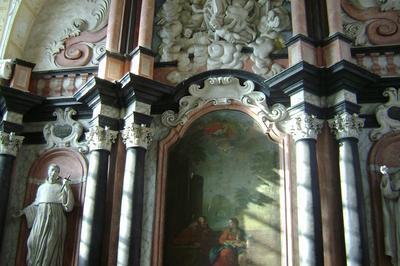 Ancienne Chapelle Des Clarisses, Montigny-lès-vesoul (xviiième) à Vesoul