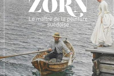 Anders Zorn / L'Art Du Pastel à Paris 8ème