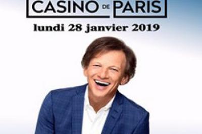 Andre Philippe Gagnon -  L'homme Au Mille Voix à Paris 9ème