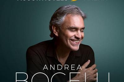 Andrea Bocelli à Lacoste