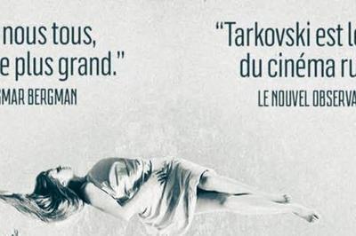 Andreï Tarkovski, les êtres et les choses rétrospective. à Amiens