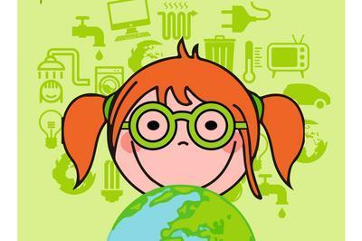 Anette la chipette prends soin de la planète à Noyelles Sous Lens