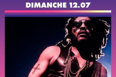 Lenny Kravitz + Jean-Louis Aubert + Superbus à Aix les Bains