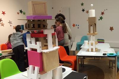 Animation Atelier Construire-déconstruire à Metz