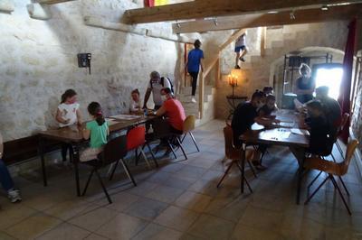 Animation Jeune Public à Chusclan