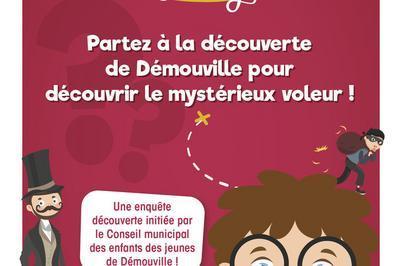 Animation Jeune Public : Enquête Découverte Dans La Ville à Demouville