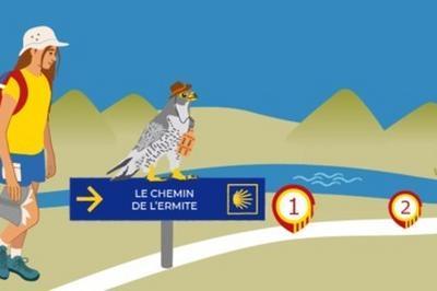 Animation Jeune Public Jeu De Piste Numérique Sur Les Traces De Saint Gilles