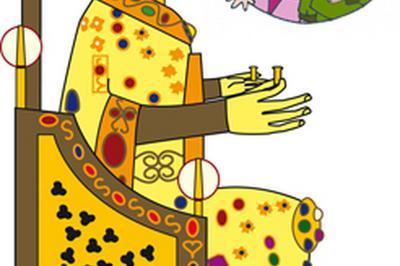Animation Jeune Public : Les Petits Curieux à La Découverte De Conques - Livret Jeu-découverte