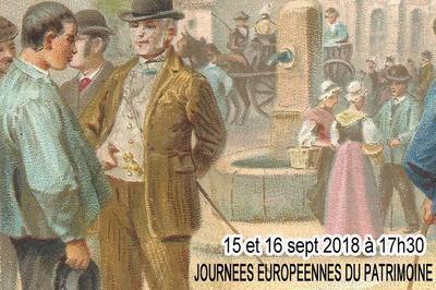 Animation : La Saint-martin, Coutumes Et Traditions. à Jenzat