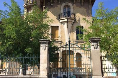 Animation Pour Scolaires / Levez Les Yeux ! Découverte De L'art Nouveau à Carcassonne