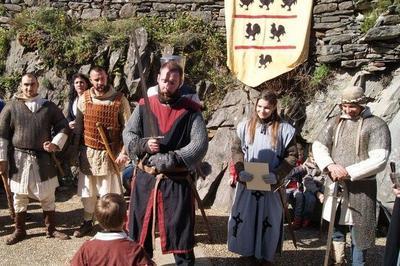 Animations Médiévales, Campement, échoppes, Initiation, Démonstration... à Mazamet